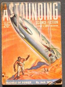 "Riviste: ""Astounding Science Fiction"""
