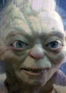 Yoda-e-Gollum