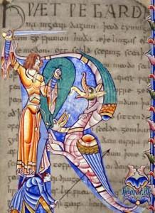 Beowulf manoscritto