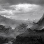 Bozzetti Storm over Gondolin 02