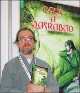 Scrittori fantasy: Eugenio Saguatti