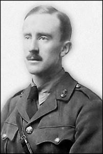 J.R.R. Tolkien soldato (1916)