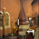 Fonte battesimale della cattedrale anglicana di Bloemfontein