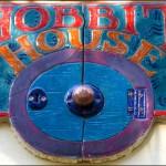 Campanello dello Hobbit Hotel a Bloemfontein