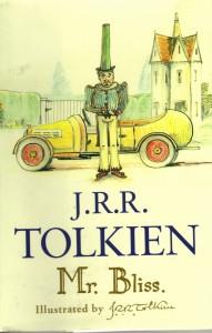 Mr. Bliss di Tolkien
