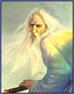 "John Howe: ""Saruman of Many Colours"""