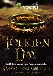Eventi: Tolkien Day a Roma