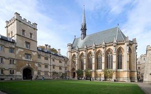 Exeter-College
