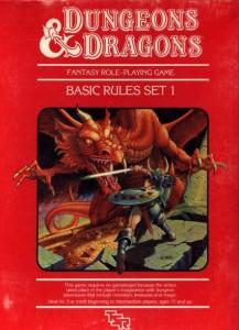D&D Basic set 12esima edizione