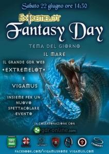 """Eventi: """"Fantasy Day 2"""""""