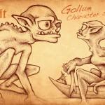 Fan film: Lo Hobbit - Gollum
