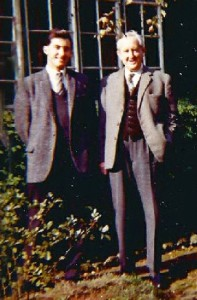 Michael George Tolkien e J.R.R. Tolkien