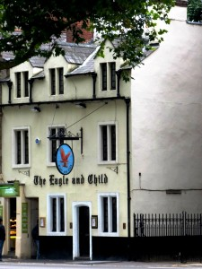 Oxford: il pub Eagle and Child