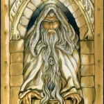 Maria Distefano: Saruman