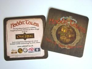 """Giochi da tavolo: """"Hobbit Tales"""" carte"""
