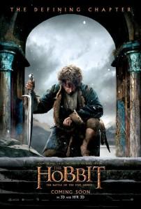 Locandina Hobbit 3