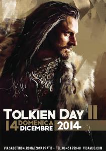 Locandina Tolkien Day 2