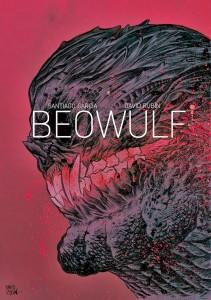 "Fumetti: ""Beowulf"" copertina alternativa"