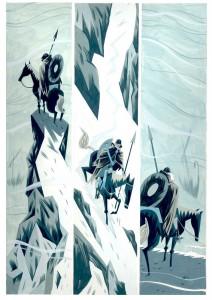 Il Beowulf fallito di García e Olivares: pag. 13