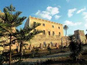 Messina: Castello di Bauso