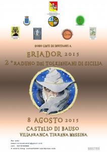 Locandina Eriador 2015