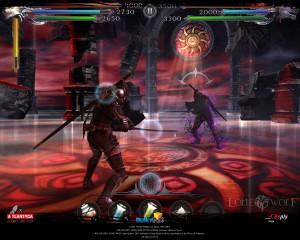Lupo Solitario: il videogame di Lonewolf