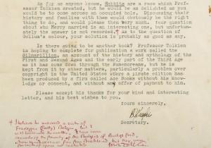 Lettera Bloomsbury nr.106