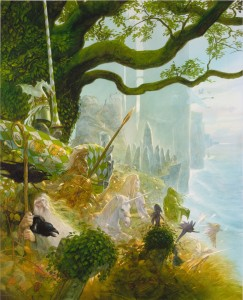 """Elves and Dragons"" pubblicato da Cry Havoc/Rackham Confrontation"