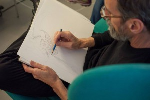 John Howe al MiMaster di Milano