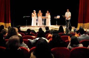 Porto San Giorgio: teatro comunale