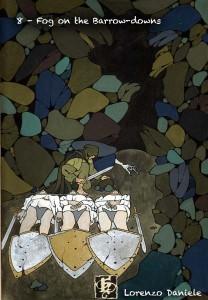 Endòre: Cover 18 di Lorenzo Daniele