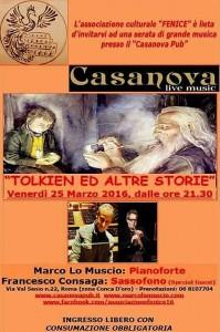 Locandina evento Marco Lo Muscio