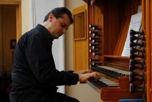 Marco Lo Muscio: organo