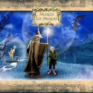 """Marco Lo Muscio: cd """"The book of Bilbo and Gandalf"""""""