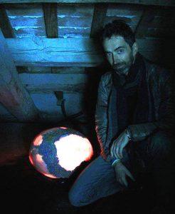 Ivan Cavini e l'uovo