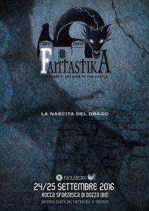Locandina Fantastika 2016