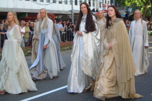 Parata degli Elfi