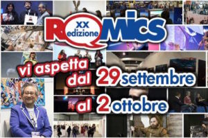 Roma: Romics 2016
