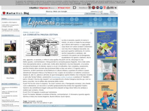 Lipperatura di Loredana Lipperini