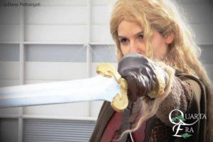 Eowyn cosplay