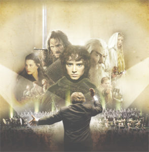 Lord for the Rings in Concert