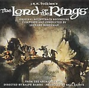 The Lord of the Rings OST - Bakshi