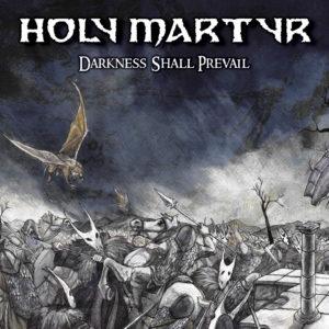 holy martyr album cover