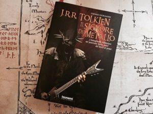 J. R. R. Tolkien. Il Signore del Metallo - map