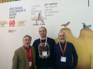 Roberto Arduini, Lorenzo Gammarelli, Giampaolo Canzonieri