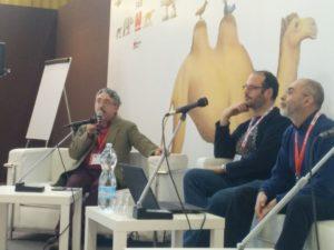 Translators Café - Roberto Arduini, Lorenzo Gammarelli, Giampaolo Canzonieri