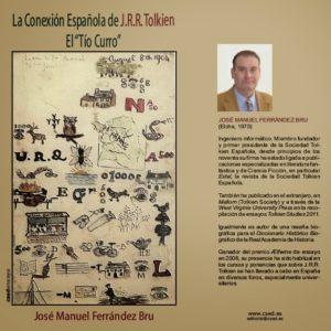 La Conexion Espagnola de Tolkien - José Manuel Ferrández Bru