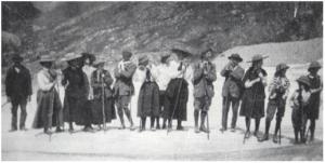 Gita in Svizzera - Tolkien