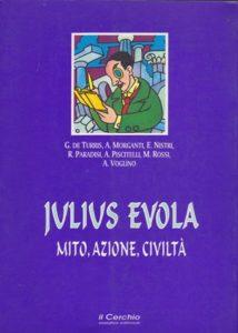 JULIUS EVOLA MITO AZIONE CIVILTÀ (1996)-il cerchio