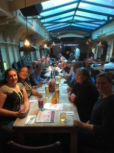 Leeds International Medieval Congress: al pub